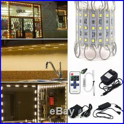 10'FT1000'FT 5050 SMD 3 LED Module Strip Light Lamp For STORE FRONT Window Sign