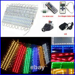 100FT 5050 SMD 3 LED Module Strip Light Lamp For STORE FRONT Window Sign Lamp US