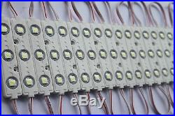 110-550FT 5050SMD Injection LED Module window store front light sign border USA