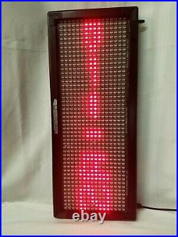 4 Feet Programmable Quality Business Store Front LED Sign Scroll Message