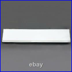 6.5 Feet by 1 foot LED Lighted Store Sign Ready for Self Stick Printed Message