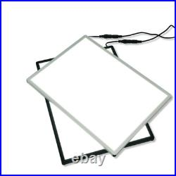 A1/A2/A3/A4 LED Illuminated Backlit Store Sign Light Box Movie Poster Frame