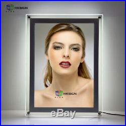 A1 LED Photo Picture Frame Light Box Store Wall Art posters Decorative Signs