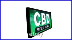 BOX SIGN, Custom, Signs, Backlit, Retail, Outdoor, Business, Store, Graphic