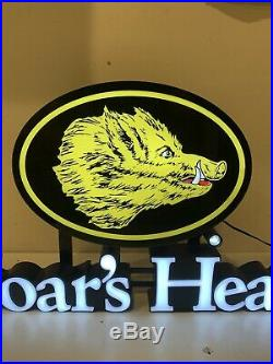 Boar's Head Premium Deli Meats LED Lighted Store Advertising Sign