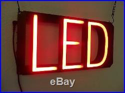 Custom LED Sign LIQUOR STORE