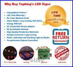 Home Delivery Neon Sign LED Open Sign Store Sign Business Sign Window Sign