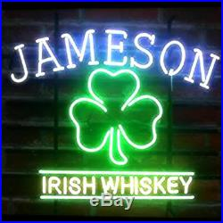 Jameson Irish Whiskey Beer Bar Pub Store Party Room Wall Decor LED Neon Sign