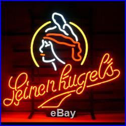 LED Gift LEINENKUGELS Beer Bar Party Store Homeroom Wall Decor Neon Signs 24X20