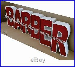 LED Illuminated Channel Letters Signs for your Business/Store 16''H