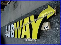LED Illuminated Channel Letters Signs for your Business/Store 22H