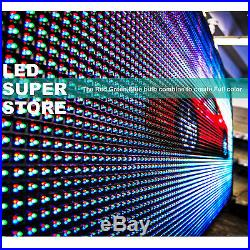 LED SUPER STORE Full Color 41x70 Programmable MSG. Scrolling EMC Outdoor Sign