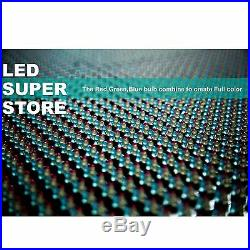 LED SUPER STORE Full Color 52x102 Programmable MSG. Scrolling EMC Outdoor Sign