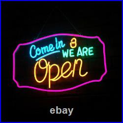Large LED Open Sign Light for Restaurant Bar Pub Shop Business Store Bright 20