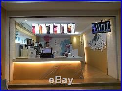 Lightek LED Slim Lightbox Menu Board, Store Sign LEA3U 297x413x15mm