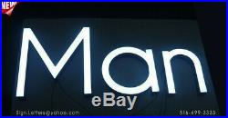 New Channel Letter 24'' Business store front Sign Letters Custom made