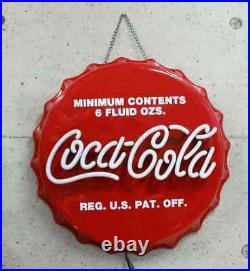 New Coca-Cola NE002 LED Neon Sign Bottle Cap Neon Signage For Stores