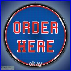 ORDER HERE Sign 14 LED Light Store Business Advertise Made USA Life Warranty