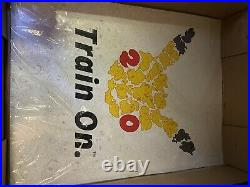 Officially Licensed Pokemon LED Light Up Retail Store Display Sign Incomplete