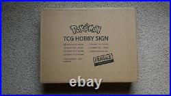 Pokemon 20th Anniversary TCG Store Display LED Sign Limited Edition