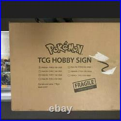 Pokemon LED Retail Store Sign TCG NEW in BOX! No More Made Display Rare