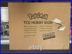 Pokemon LED Retail Store Sign TCG NEW in BOX! Sun City Games