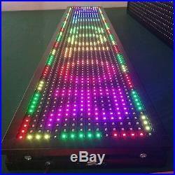 Programmable LED Scrolling Display Sign Color Advertising Store Message Electric