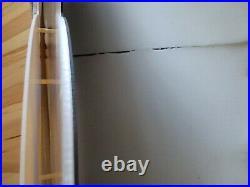 Rare 5ft Wrangler Jeans LED Store Sign Mancave Bar Advertisement