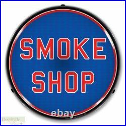 SMOKE SHOP Sign 14 LED Light Store Business Advertise USA Lifetime Warranty New