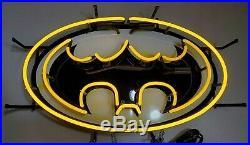 Store Exclusive Batman LED sign 28 x 18