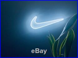Swoosh LED Neon Nike Wall Sign Light For Pub Bar Store decor Party Display 50x20