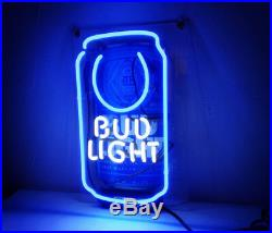 TN112 Bud Light Can Beer Bar Party Decor Bed Store Neon Light Sign LED 13x7 New