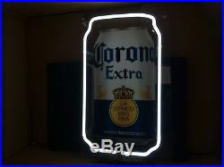 TN175 Corona Bottle Can Happy Hour Beer Decor Bed Store Neon Light Sign LED 13x8