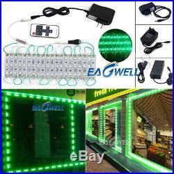 US SMD 5050 LED Module 3 LED Light 12V For Sign Letter Channel Lamp Store Window
